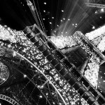 black-and-white-bright-eiffel-tower-light-night-paris